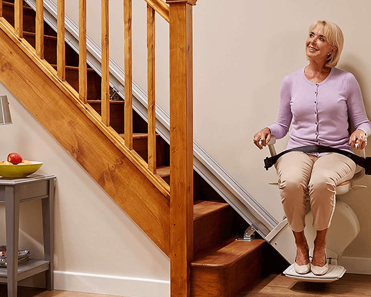 Acorn Straight Stairlifts Dublin